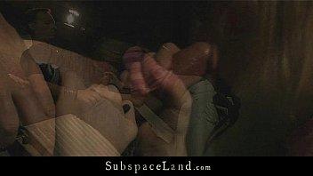 Тройник красивенькой шалашовки с двумя накаченными мужчинами